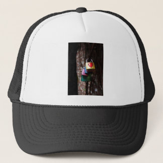 Valentine Locks Trucker Hat