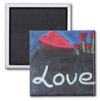 VALENTINE LOVE MAGNET