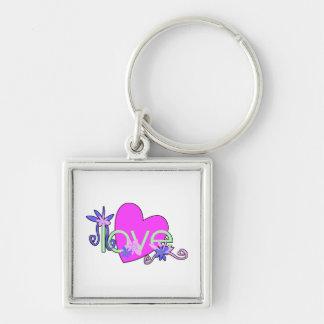Valentine Love Mints Keychain