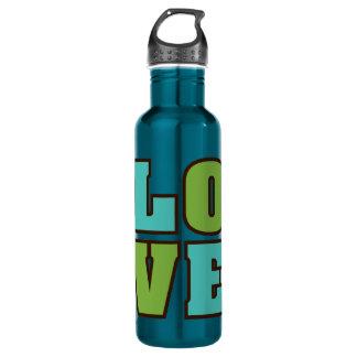 Valentine Love Water Bottle