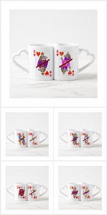 Valentine Lovers' Mugs