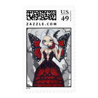 """Valentine Masquerade"" Stamp"