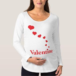 Schön Valentine Maternity T Shirt