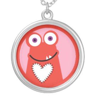 Valentine Monster Seven Necklace