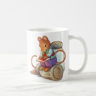 Valentine Mouse Coffee Mug