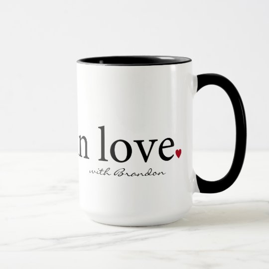 Valentine Mug, Personalized Valentine Gift Mug