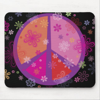 Valentine Peace MOUSEPAD