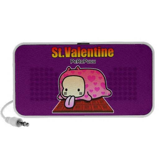 Valentine PeRoPuuu Laptop Speakers