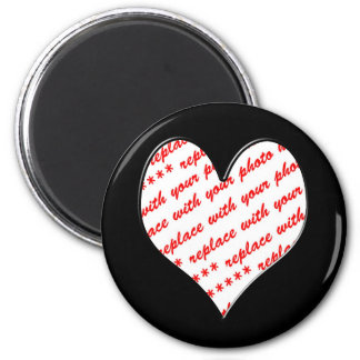 Valentine Photo Frame Magnet