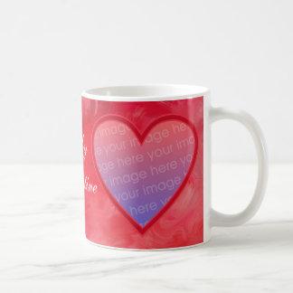 Valentine Photo Template Mug - Customized