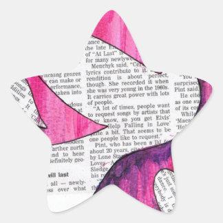 valentine  pigeon stickers
