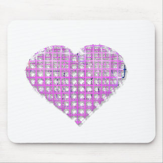 Valentine Post Card Mouse Pad