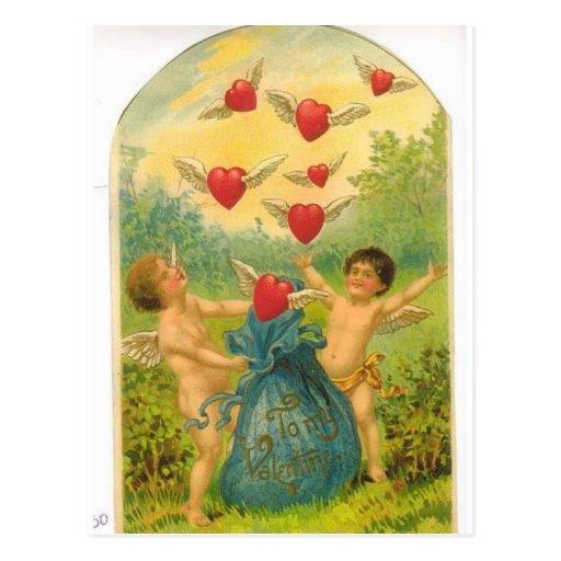 Valentine Postcard
