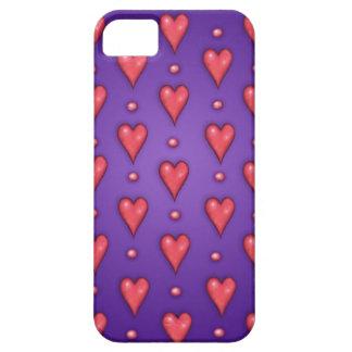 Valentine Purple iPhone SE/5/5s Case
