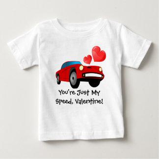 Valentine Race Car Tee Shirts