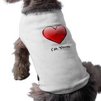 Valentine Red Heart T-Shirt