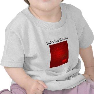 Valentine Red Hearts shirt