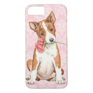 Valentine Rose Basenji iPhone 8/7 Case