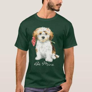 Valentine Rose Havanese T-Shirt
