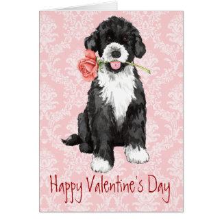 Valentine Rose PWD Card