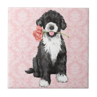 Valentine Rose PWD Ceramic Tile