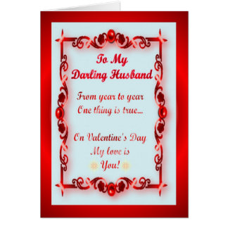 VALENTINE S CARD TO HUSBAND