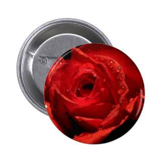 Valentine s Day button badge