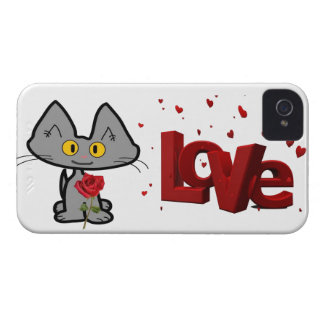 Valentine s Day Cat Case-Mate iPhone 4 Cases