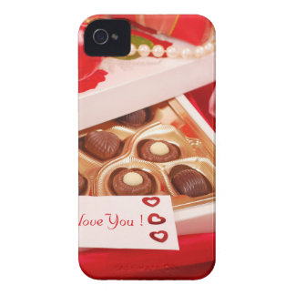 Valentine' S Day: Coffee & Chocolate Eighteen iPhone 4 Cover