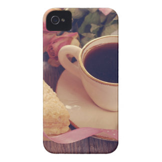 Valentine' S Day: Coffee & Chocolate Eleven iPhone 4 Case-Mate Case