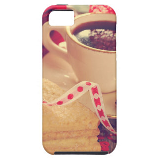 Valentine' S Day: Coffee & Chocolate Fifteen iPhone SE/5/5s Case