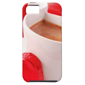 Valentine' S Day Coffee & Chocolate One iPhone SE/5/5s Case