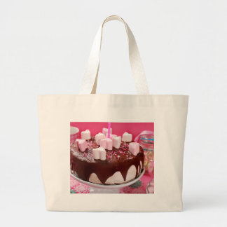 Valentine' S Day: Coffee & Chocolate Thirteen Large Tote Bag