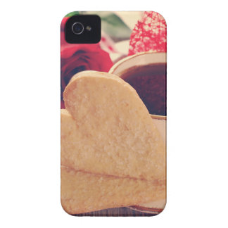 Valentine' S Day: Coffee & Chocolate Twelve iPhone 4 Case-Mate Case