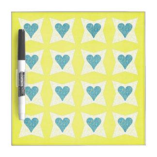 Valentine's Day Dry Erase Board