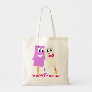Valentine's Day Funny ice cream Bag