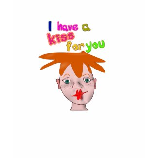 Valentine's Day funny kiss Shirt shirt