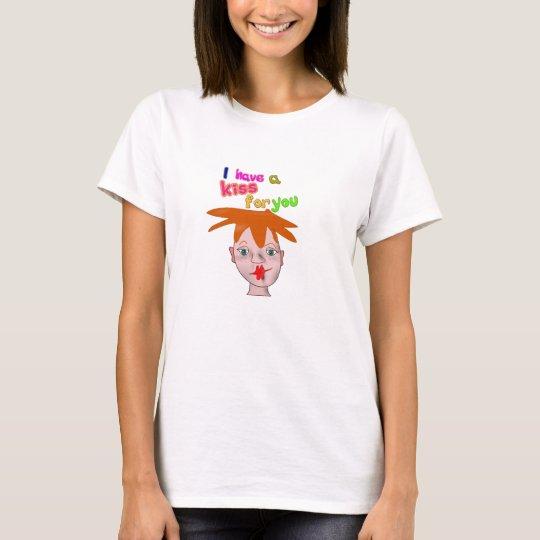 Valentine's Day funny kiss Shirt