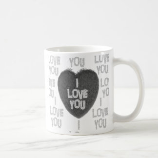 Valentine's Day I Love You Mug