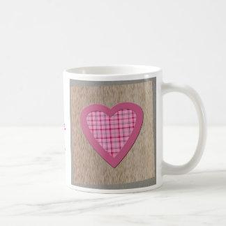 Valentine's Day Love Heart Mug