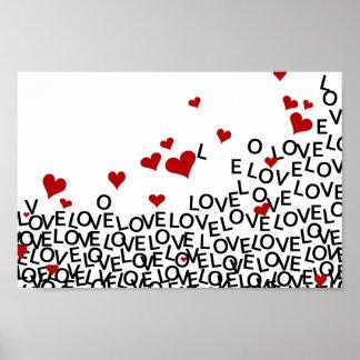 Valentine s Day Love Poster