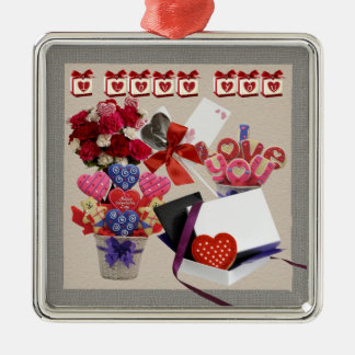 Valentine's Day Ornament