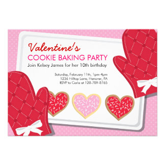 Valentine s Day Party Invitations