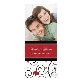 Valentine s Day Photo Wedding Invitation Cards