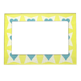 Valentine's Day Picture Frame Magnet