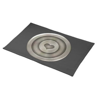 Valentine's Day Placemat Cloth Placemat