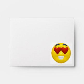 Valentine s Day Smiley Envelopes