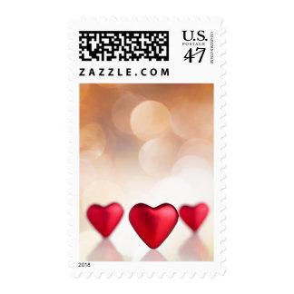 Valentine´s Day stamp