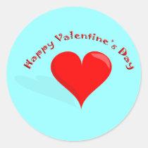 Valentine's Day Sticker