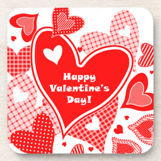 Valentine's Hearts Coaster